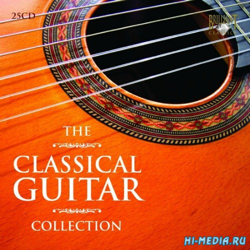 The Classical Guitar Collection: Brilliant Classics (25CD) (2009)