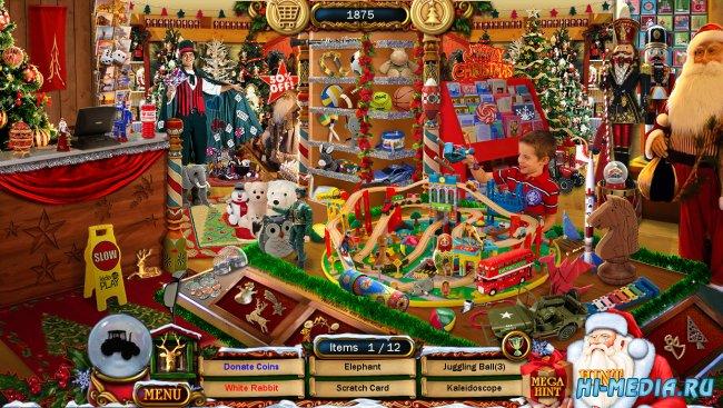 Рождество Страна Чудес 6 (2017) RUS