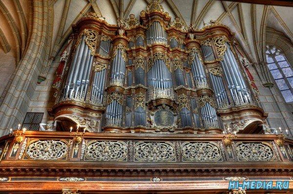 Звучание органа
