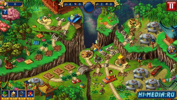 Gardens Inc. 4: Blooming Stars Collectors Edition (2016) ENG