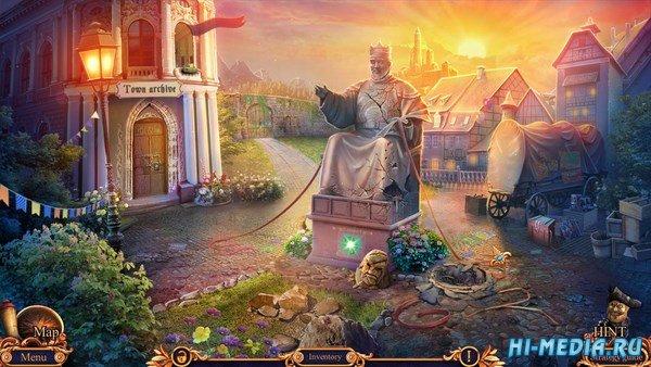 Королевский детектив 3: Легенда о Големе Коллекционное издание (2016) RUS