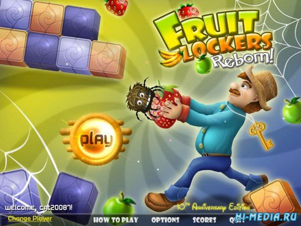 Fruit Lockers Reborn (2016) ENG