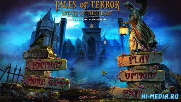 Tales of Terror 3: Estate of the Heart Collectors Edition (2016) ENG