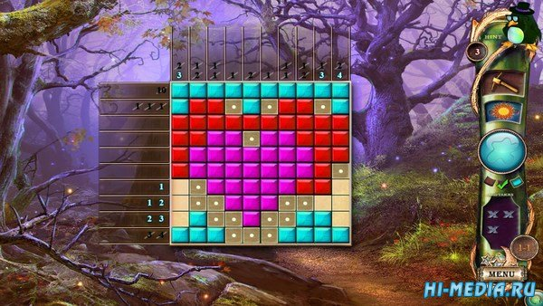 Fantasy Mosaics 13: Unexpected Visitor (2016) ENG