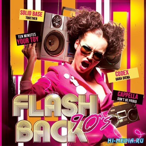 Flash Back 90's (2016)