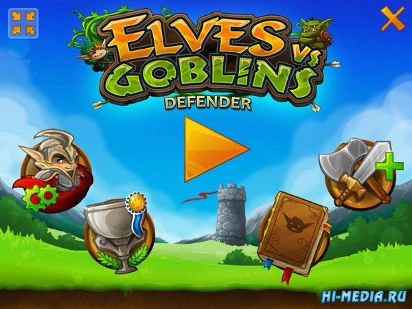 Elves vs Goblins: Defender (2016) ENG