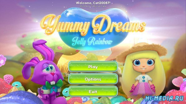 Yummy Dreams: Jelly Rainbow (2016) ENG