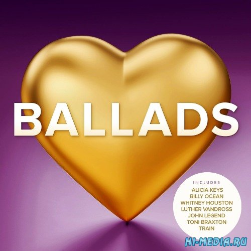 Ballads: Let Your Heart Sing (2016)
