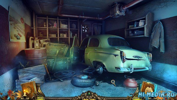 Горная ловушка 2: Под покровом страха (2016) RUS