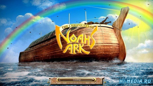 The Chronicles of Noah's Ark (2016) ENG