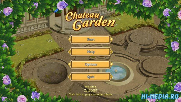 Chateau Garden (2016) ENG