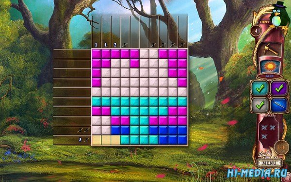 Fantasy Mosaics 14: The Fourth Color (2016) ENG