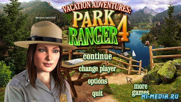Vacation Adventures: Park Ranger 4 (2016) ENG