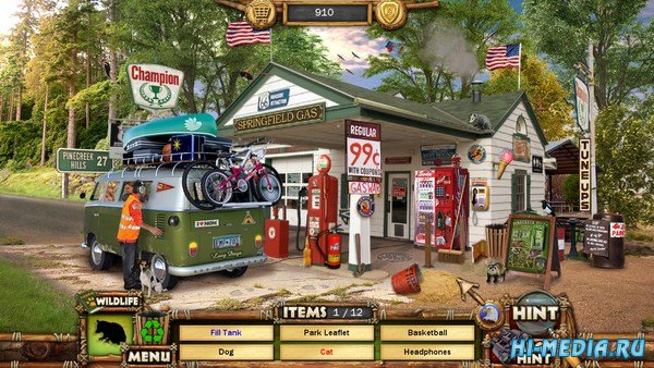 Vacation Adventures: Park Ranger 4 (2016) ENG