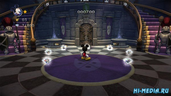Castle of Illusion: Starring Mickey Mouse [Update 1] (2013) RUS