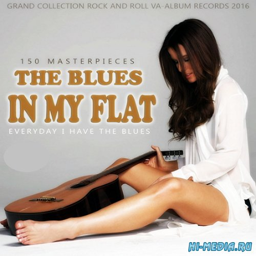 The Blues In My Flat (2016)