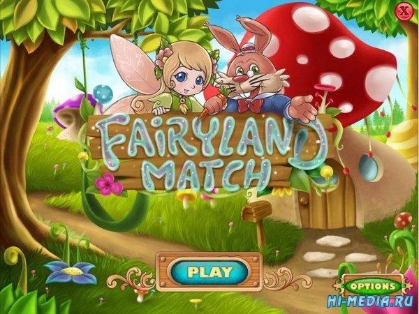 Fairyland Match (2015) ENG
