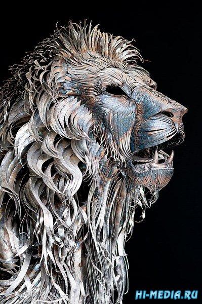 Удивительные скульптуры