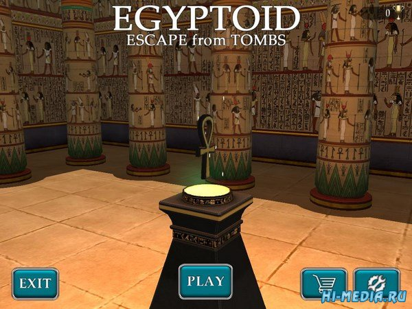 Egyptoid: Escape from Tombs (2016) ENG