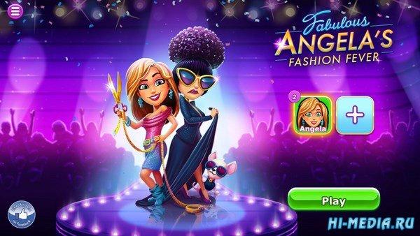 Fabulous 2: Angelas Fashion Fever Platinum Edition (2016) RUS