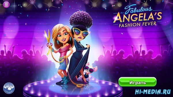 Fabulous 2: Angelas Fashion Fever Platinum Edition (2016) RUS