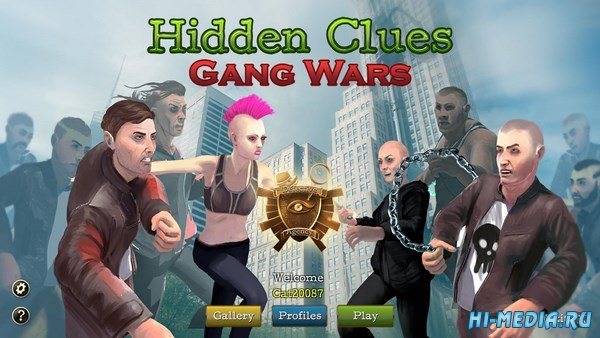Hidden Clues 3: Gang Wars (2016) ENG