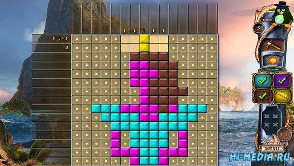 Fantasy Mosaics 15: Ancient Land (2016) ENG