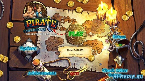 Пиратские хроники Коллекционное издание (2016) RUS