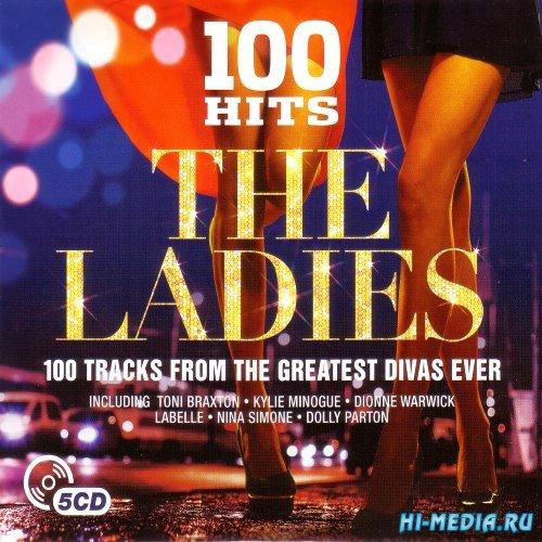 100 Hits The Ladies (2016)