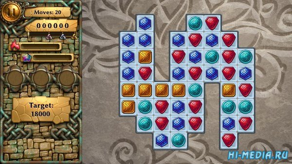 Jewel Tree: Match It (2016) ENG