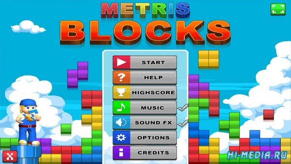 Metris Blocks (2016) ENG