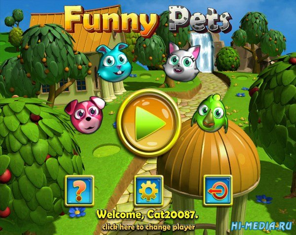 Funny Pets (2016) ENG