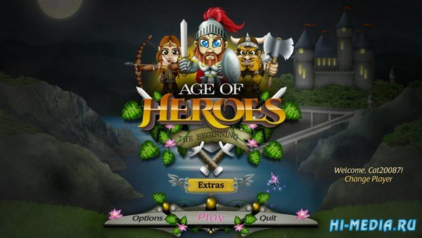Age of Heroes: The Beginning (2016) ENG