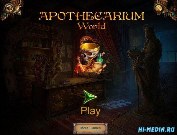 Apothecarium World (2016) ENG