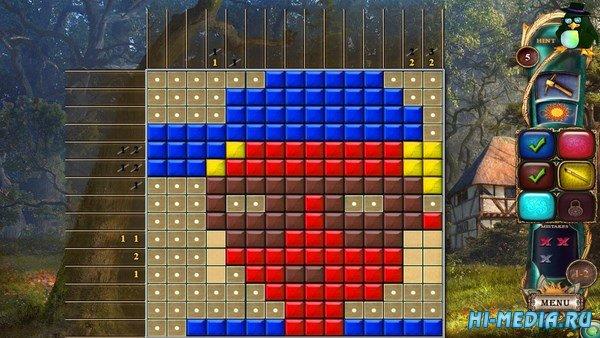 Fantasy Mosaics 16: Six Colors in Wonderland (2016) ENG