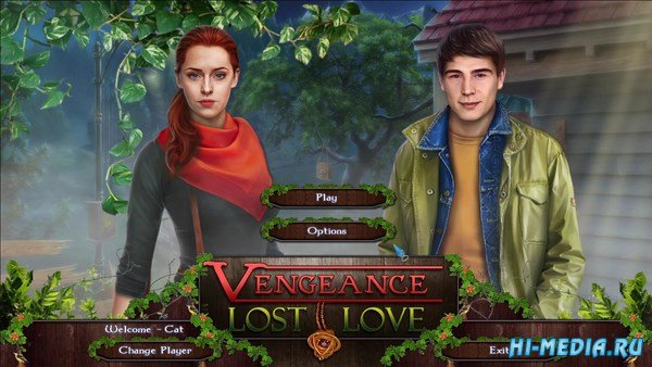 Vengeance: Lost Love (2016) ENG