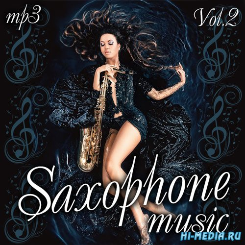 VA - Saxophone Music Vol.2 (2016)
