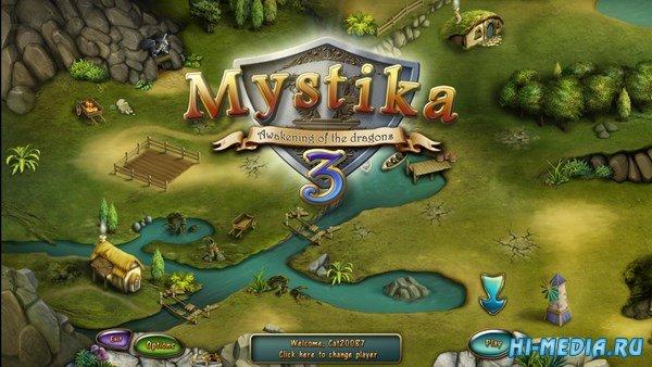 Mystika 3: Awakening Of The Dragons (2016) ENG