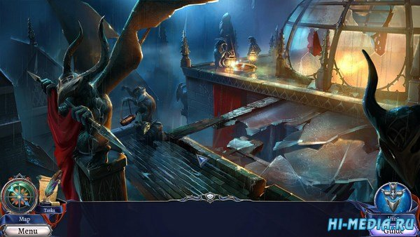 Мрачные легенды 3: Темный город Коллекционное издание (2016) RUS