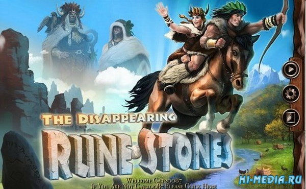 The Disappearing: Rune Stones (2016) ENG
