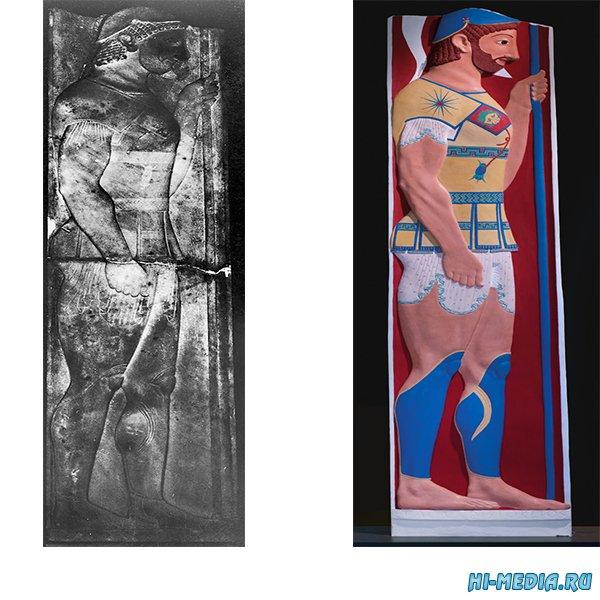 Новое о древних статуях