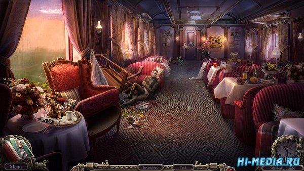 Охотники за тайнами 11: Поезд до Хеллсвича Коллекционное издание (2016) RUS