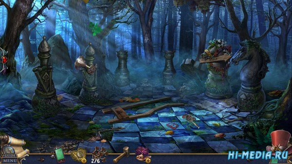 Bridge to Another World 3: Alice in Shadowland Collectors Edition (2016) ENG