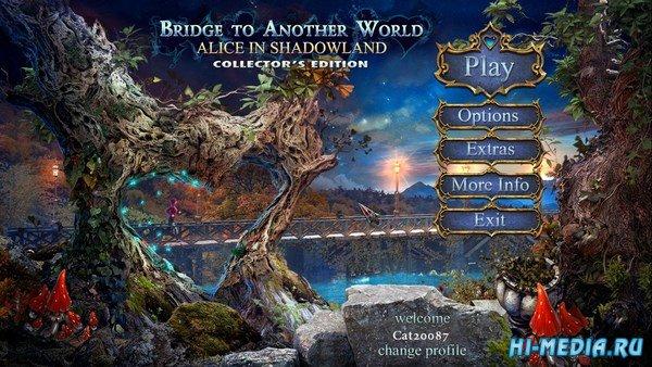 Мост в иной мир 3: Алиса в стране теней Коллекционное издание (2018) RUS