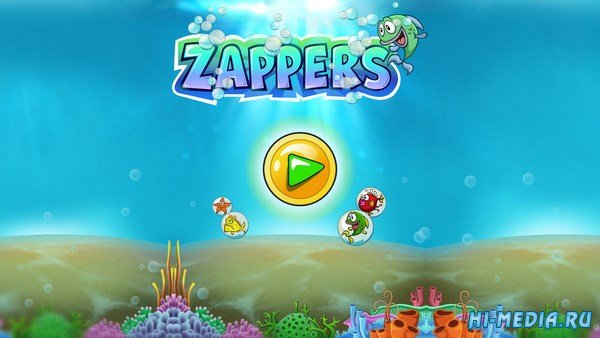 Zappers (2016) ENG
