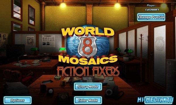 World Mosaics 8: Fiction Fixers (2016) ENG