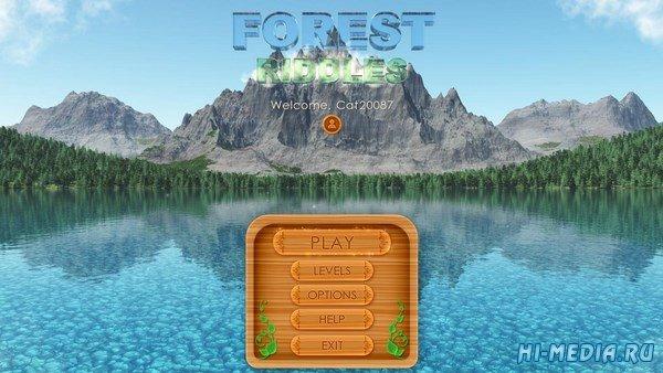 Forest Riddles (2016) ENG