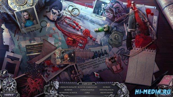 Страшные сказки 11: Багровая Лощина Коллекционное издание (2016) RUS