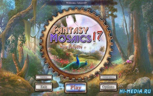 Fantasy Mosaics 17: New Palette (2016) ENG