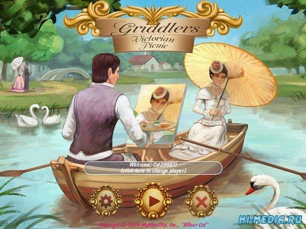 Японские кроссворды: Викторианский пикник (2016) RUS